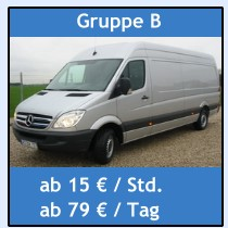Angebot MB Sprinter 315